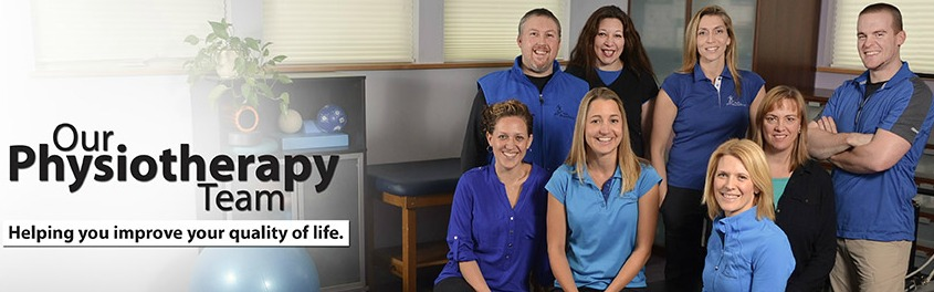 The Team at Perth Physiotherapy!